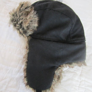 56aadfd756eb9 Apt. 9 Accessories - Men s Winter Cap with faux fur